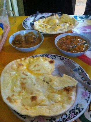 Phonsavan - Our Delicious Indian Meal