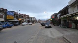 Phonsavan - The Main Street