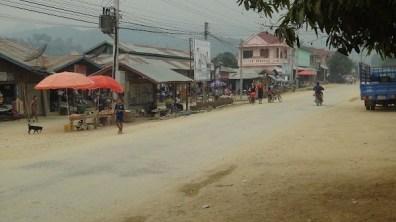 Vieng Thong - The Main Street