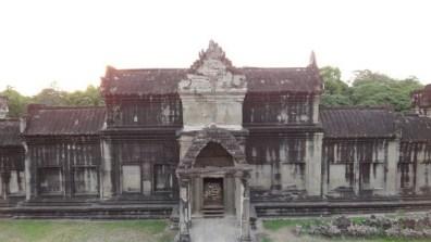 Angkor Wat in the Rising Sun 2