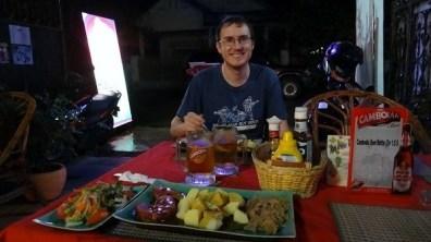 Haus Breman German Restaurant - Andrew's Birthday Dinner