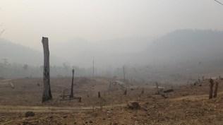 Mae Hong Son Loop - Mystical and Smokey Countryside
