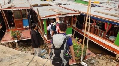 Nagi of Mekong Slow Boat Cruise - Finding Our Slowboat