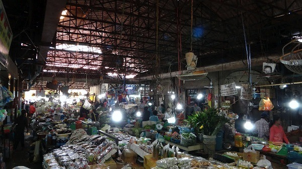 Siem Reap Food Tour - The Old Market