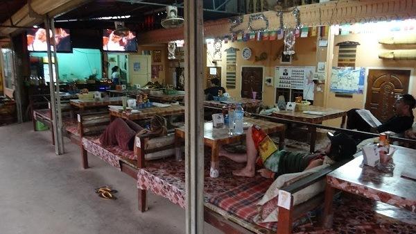 Vang Vieng - Friends Bar