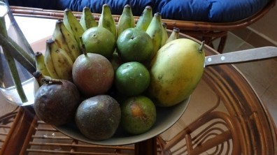Beach Club Resort Sihanoukville - Superior Poolside Room - Fruit Basket On Arrival