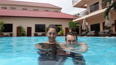 Beach Club Resort Sihanoukville - The Pool - Us Being Us