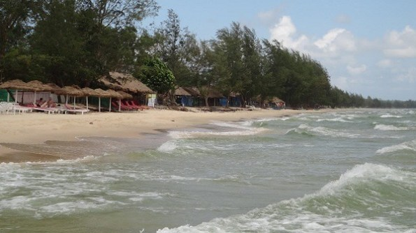 Otres Beach, Sihanoukville - Simple Beach With Clean Sand