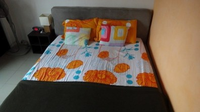 Our Bed at Old Town Guesthouse