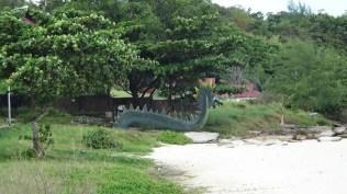 Sokha Beach, Sihanoukville - Grassy Picnic Areas