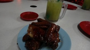 Very Tasty Chicken Wings and Limon Asam