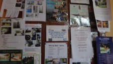 Community Sign For All Things Bali Buddha Kerobokan Bali