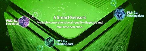 SK Magic Motion 6 Sensor