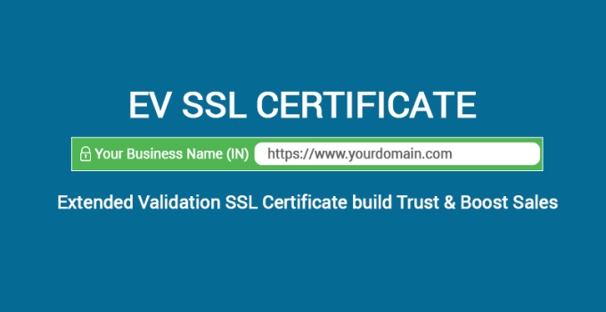 Benefits of EV SSL