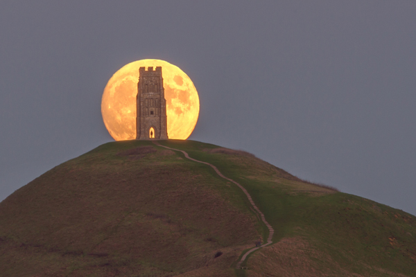 The Power of the Full Moon
