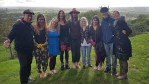 Wizardry Tours Glastonbury