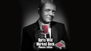 Boris Wild Marked Deck Phoenix Edition (Large Index) - Trick