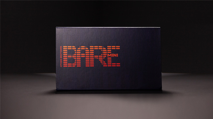 Bare Mini (Gimmicks and Online Instructions) by The Other Brothers - Trick