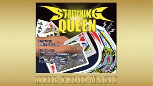 The Stretching Queen by Peter Kane, Racherbaumer, Castilon and Johnson - Trick