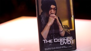 The Corner DVD Vol.1 by G and SansMinds - DVD