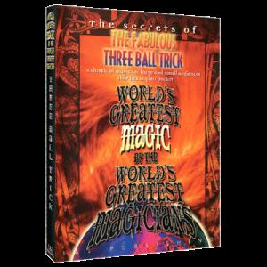 Fabulous Three Ball Trick (World's Greatest Magic) video DOWNLOAD