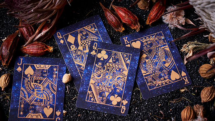 Solokid Constellation Series (Leo) Limited Edition Playing Cards