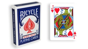 Blue One Way Forcing Deck (jh)