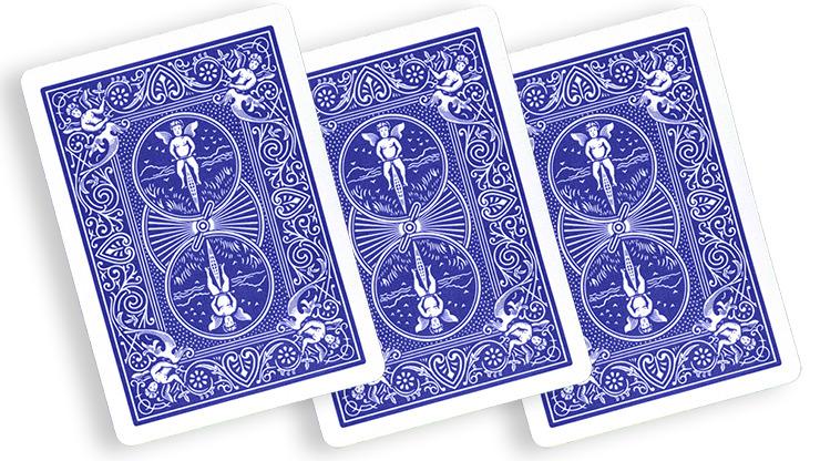 Blue One Way Forcing Deck (joker w/Guarantee)