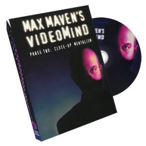 Max Maven Video Mind- #2, DVD