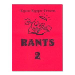 Rants 2 by Kenton Knepper - Book