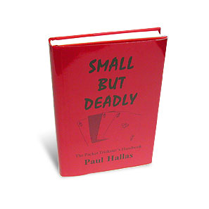 Small But Deadly by Paul Hallas - Book