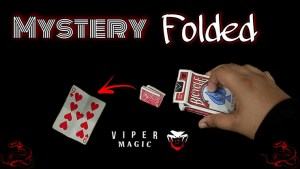 Mystery Folded by Viper Magic video DOWNLOAD - Download
