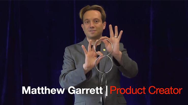GIR Expansion Set BLACK (Gimmick and Online Instructions) by Matthew Garrett