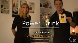 Power Drink by Gustavo Raley video DOWNLOAD - Download