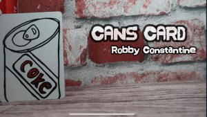 Cans Card by Robby Constantine video DOWNLOAD - Download