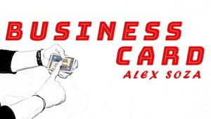 Business Card by Alex Soza video DOWNLOAD - Download
