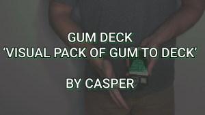 Gum Deck by Caleb Kasper video DOWNLOAD - Download