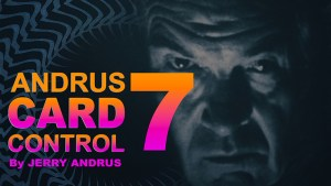 Andrus Card Control 7 by Jerry Andrus Taught by John Redmon video DOWNLOAD - Download