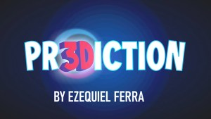 PR3DICTION RED by Ezequiel Ferra