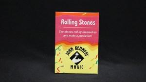 ROLLING STONES by John Kennedy Magic