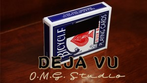 DEJA VU RED by O.M.G. Studios
