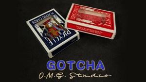GOTCHA BLUE by O.M.G. Studios