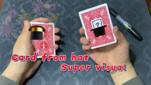 Card From Hat by Dingding video DOWNLOAD - Download