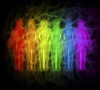 Aura Energetische Felder des Menschen
