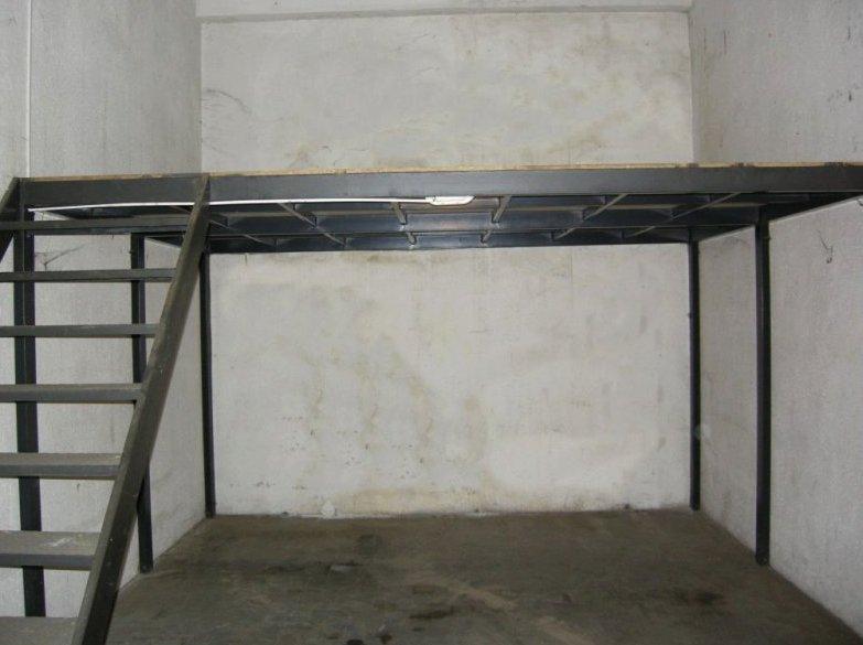 Soppalco su misura a Roma per Casa Box Aziende