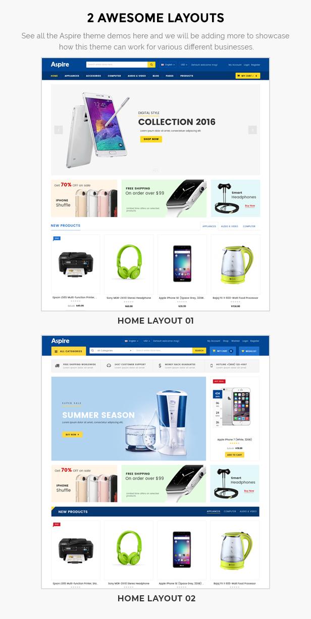 electronic shop