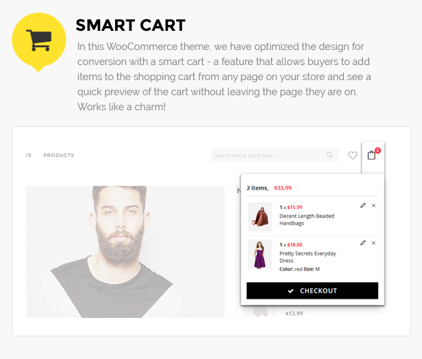 Apparel store woocommerce template