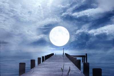 Nouvelle lune de décembre