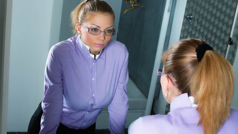 Travail du miroir