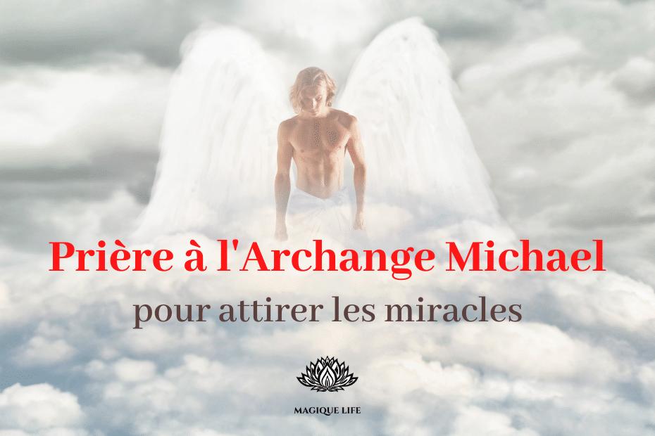 Prière à l'Archange Michael